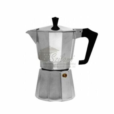 Kávéfőző 2 személyes alumínium