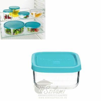 Ételtároló doboz üveg 0,24 liter Bormioli Frigoverre