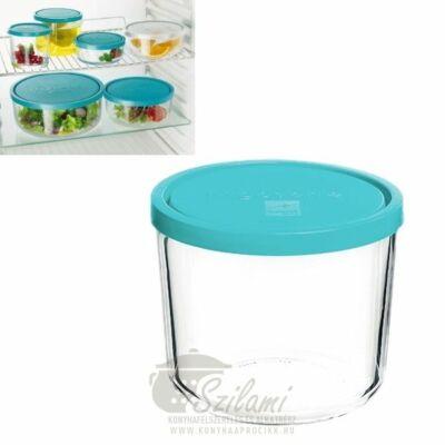 Ételtároló doboz üveg 0,7 liter Bormioli Frigoverre