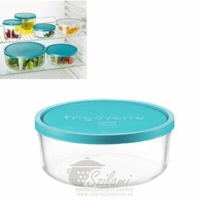 Ételtároló doboz üveg 0,75 liter Bormioli Frigoverre