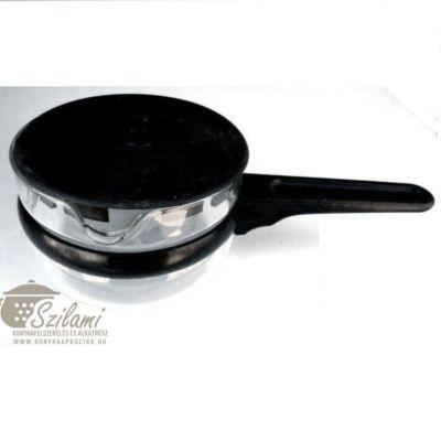 Kávékiöntő üveg 6 személyes Mini Espresso kávéfőzőhöz pótalkatrész