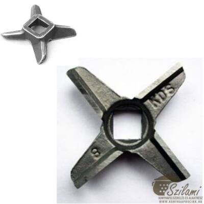 Húsdaráló kés 8-as KDS cseh