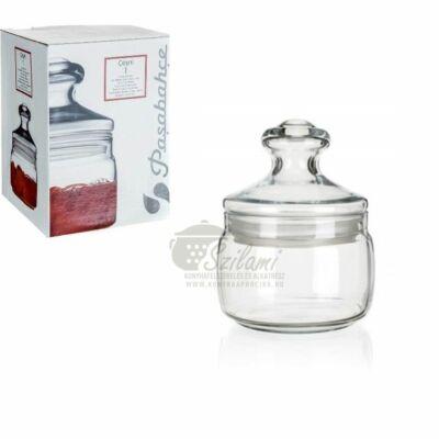 Tároló üveg 0,42 liter Pasabahce