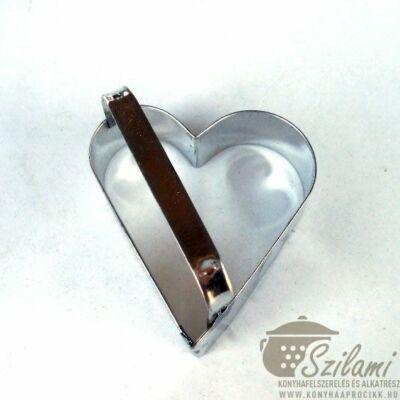 Kiszúró forma szív 5 cm