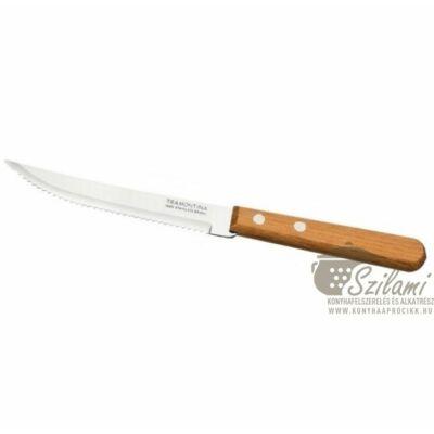 Steak kés fanyelű 12,5 cm Tramontina Dynamic