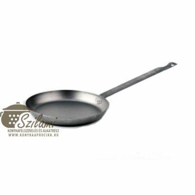 Palacsintasütő hagyományos vas 22 cm